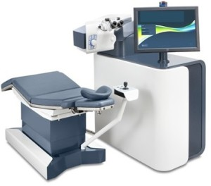 Laser excimer Teneo 317