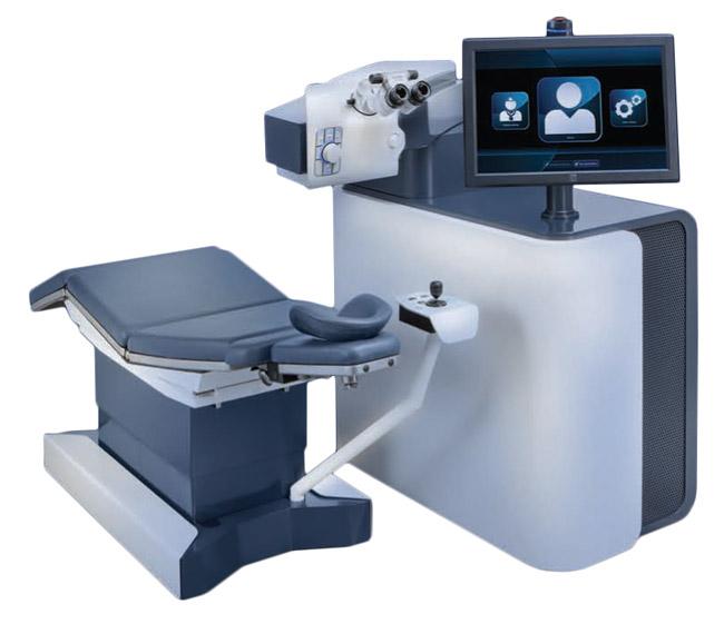 Laser excimer Teneo 317 Technolas